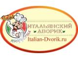 Логотип Ресторан Итальянский дворик в Сокольниках