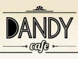 Логотип Денди Кафе на Арбате (Dandy Сafe by Artem Korolev)