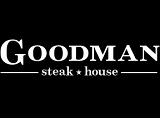 Логотип Стейк-хаус Гудман на Охотном ряду (Goodman в ТГ «Модный сезон»)