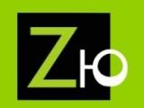 Логотип Zю Cafe на Деловом Центре
