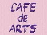 Логотип Кафе де Артс на Октябрьском Поле (Cafe de Arts)