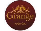 Логотип Кафе Гранж на Зубовском бульваре (Grange Cafe)