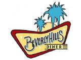 Логотип Beverly Hills Diner на Лубянке