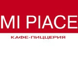 Логотип Пиццерия Mi Piace на Алексеевской