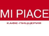 Логотип Пиццерия Mi Piace на Смоленской