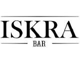 Логотип Бар Искра (ISKRA BAR)