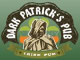 Логотип Dark Patrick's Pub (Дарк Патрик Паб на Лубянке)