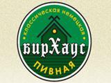 Логотип БирХаус на Цветном бульваре