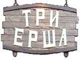 Логотип Паб Три Ерша (3 Ерша)