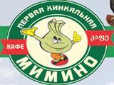 Логотип Первая Хинкальная Мимино на Домодедовской