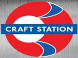 Логотип Бар Craft Station на Чеховской (Крафт Стейшн / Пушкинская)
