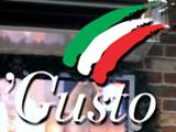 Логотип Ресторан Густо в Камергерском (Gusto)