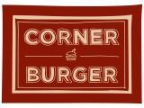 Логотип Ресторан Корнер Бургер на Садово-Кудринской (Corner Burger на Баррикадной)