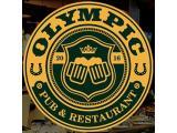 Логотип Ресторан Олимпик Паб в Олимпийской деревне (Olympic Pub)