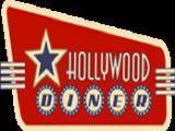 Логотип Американский Ресторан Hollywood Diner в Котельниках (Голливуд Динер - бывший Beverly Hills Diner)
