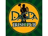 Логотип Дагда паб (Dagda Irish Pub)