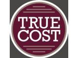 Логотип Бар Тру Кост на Льва Толстого (True Cost)