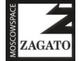 Логотип ZAGATO (Загато)