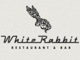 Логотип Панорамный Ресторан White Rabbit (Вайт Рэббит / Белый кролик)