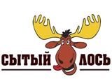 Логотип Ресторан Сытый лось в Текстильщиках
