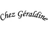 Логотип Ресторан Жеральдин на Остоженке (Geraldine - Основатель Владимира Познера)