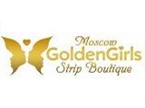 Логотип Стрип-клуб Golden Girls (Golden Girls Голден Гелз)