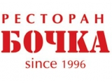 Логотип Мясной Ресторан Бочка