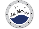 Логотип Рыбный ресторан La Maree на Малой Грузинской (Ла Маре)