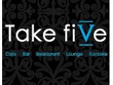 Логотип Караоке Take Five (Take 5)