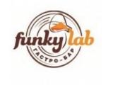 Логотип Бар Funky Lab (Фанки Лаб)