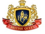Логотип Пивной ресторан Британская королева (British Queen)
