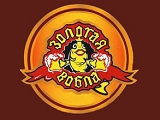Логотип Пивной ресторан Золотая Вобла на Савеловской