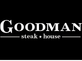 Логотип Стейк-хаус Гудман ТЦ Новинский Пассаж (Goodman)