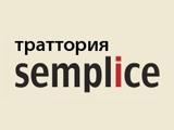 Логотип Semplice Траттория на Октябрьском поле