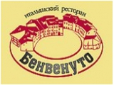 Логотип Итальянский Ресторан Бенвенуто на Сретенском Бульваре (Чистые Пруды)