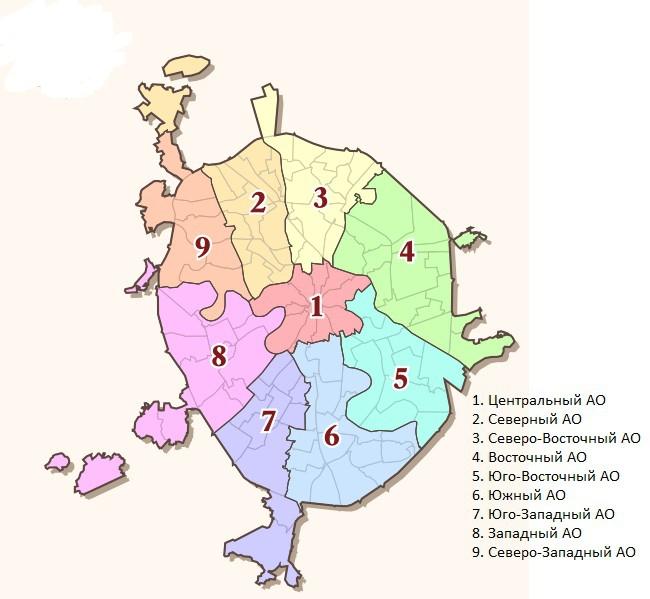 Боулинг округа