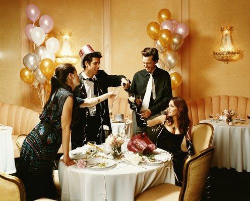 Заказать столик в ресторане Москвы
