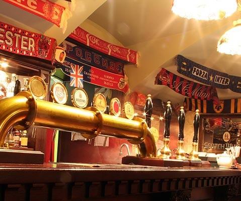 Английские бары в Москве