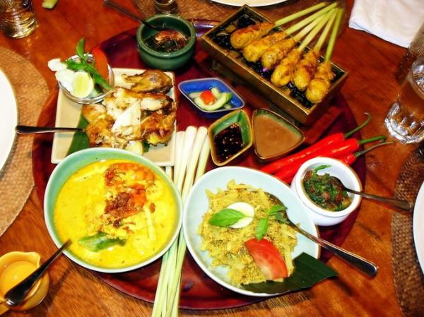Индонезийские блюда