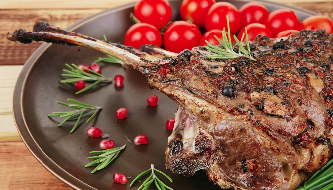 Блюдо Ливанской кухни