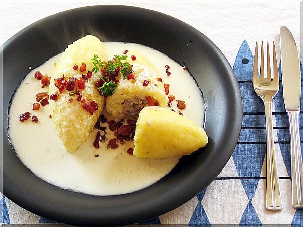 Литовское блюдо