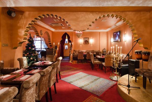 Ресторан Марокканской кухни