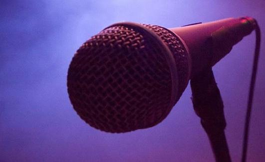 Только ты и микрофон...