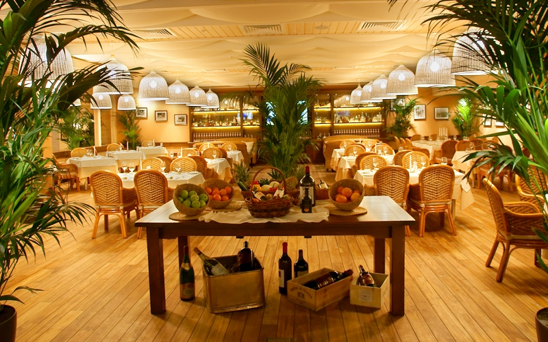 Бесспорно, это один из самых уютных ресторанов в Москве!
