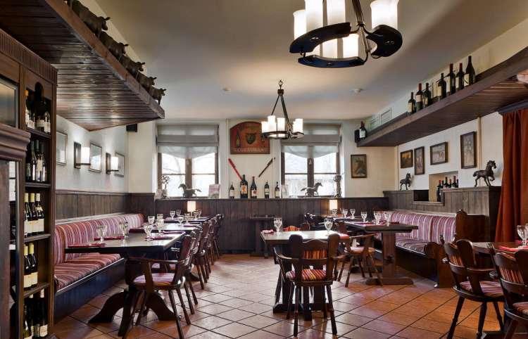 Насладитесь изысканным вкусом стейка из мраморной аргентинской говядины в стейк-хаусе «Эль Гаучо»!