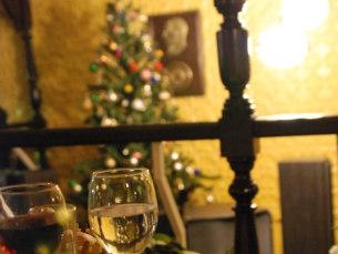 Мечтаете заказать столик в ресторане на Новый год? На GdeBar.ru вы сделаете это в два клика!