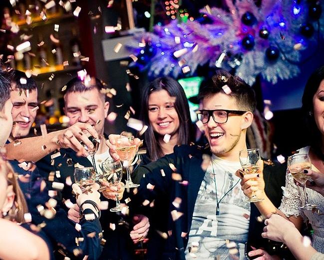 Новогодняя ночь в Москве в клубе, который считается одним из лучших — что может быть круче?